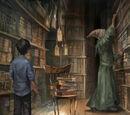 Galerie Ollivander - Fabricants de baguettes magiques