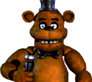 Five Nights at Freddy's monsters