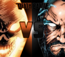 Ghost Rider VS The Undertaker
