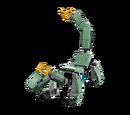 30428 Le mini dragon d'acier de Lloyd
