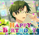 Keito Hasumi Birthday Course