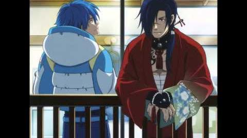 DRAMAtical Murder 「Rasterize Memory」- By My Side
