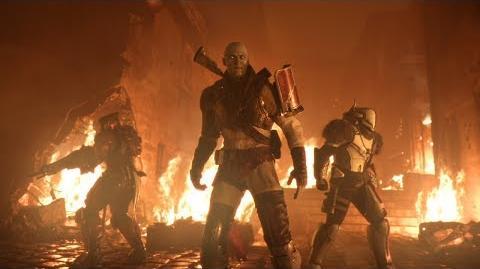 Avance del gameplay de Destiny 2 El preludio de Zavala ES
