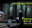 16th Annual Mothman Festival 2017