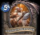 Chieftain Scarvash (tavern brawl)