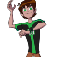 Ben Tennyson (Ben 10 Series)