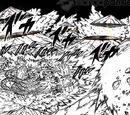 Adam of darkness/Madara Slices through Mountains