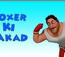 Boxer Ki Akad