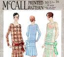 McCall 5015 A