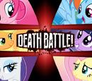 Mane Six Battle Royale