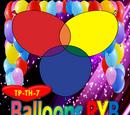 Balloons RYB