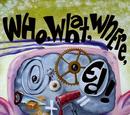 ¿Qué?, ¿Quién?, ¿Dónde Ed?