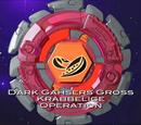 Dark Gashers große krabbelige Operation