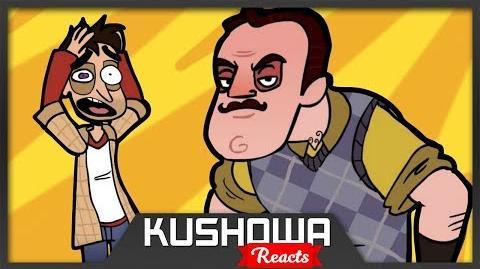 Kushowa Reacts to If HELLO NEIGHBOR was Realistic