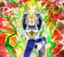 Passion Over Pride Super Saiyan 2 Vegeta