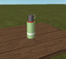 Air Strike Grenade