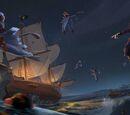 Kaptein Sabeltann og Jakten på Den Magiske Diamant (animasjonsfilm)