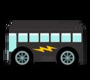 Black School Bus Kart