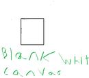 Blank White Canvas