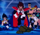 King Vegeta's Elite (Dragon Ball Series)