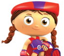 Little Red Riding Hood (Super Why)