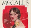 McCall's Magazine November 1930
