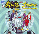 Batman '66 Meets the Legion of Super-Heroes Vol 1 1