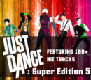 Just Dance: Super Edition 5