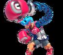 Personajes de ARMS