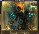 Ímpetu frágil