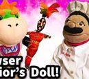 Bowser Junior's Doll!