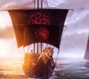Targaryen Invasion Ship