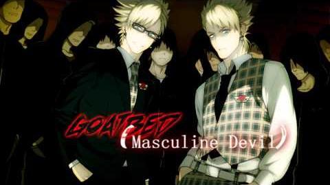 DRAMAtical Murder OST- Masculine Devil