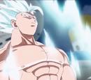 Super Saiyan White Gohan
