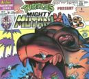 Mighty Mutanimals issues