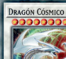 Dragón Cósmico Blazar