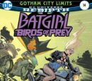BATGIRL AND THE BIRDS OF PREY 14
