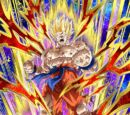 Zealous Roar Super Saiyan Goku