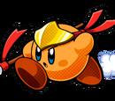 Orange Kirby