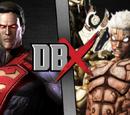 Asura VS Superman (Injustice)