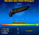 Double Barreled Shotgun (PG3D)