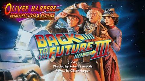Back to the Future Part III (1990) Retrospective Review