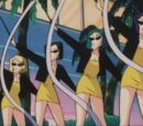 Hostess Corps (Crayon Shin-Chan: Pursuit Of The Balls Of Darkness)