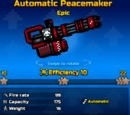 Automatic Peacemaker (PG3D)
