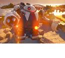 Death Egg Robot sentinel