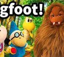 Bigfoot!