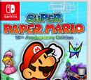 Super Paper Mario 2: Dimentio's Revenge