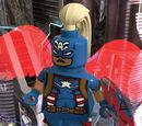 Captain America (Roberta Mendez)