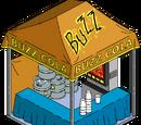 Buzz Cola Tent