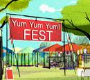 Festival Yum Yum Yum!